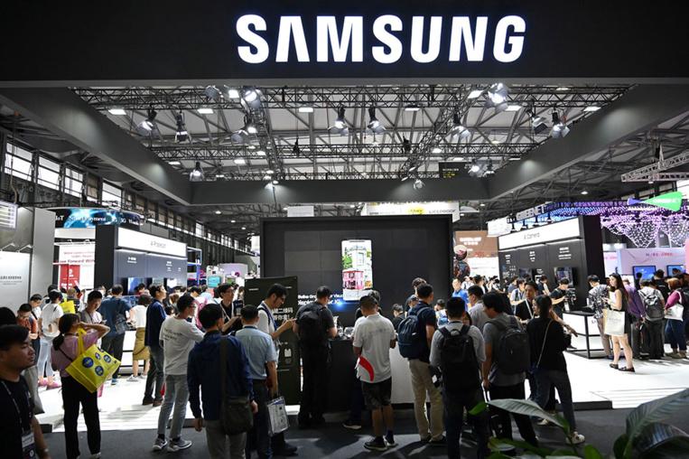 Droits humains en Chine: la filiale française de Samsung mise en examen