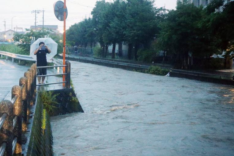 Japon: pluies torrentielles au Japon, coulées de boue, une deuxième victime
