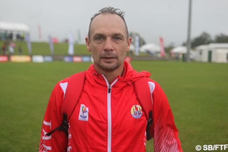Le nouveau coach de la sélection de Tahiti Samuel Garcia