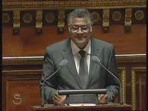Sénat: Serge Larcher, nouveau président de la délégation Outre-Mer au Sénat