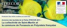 """La commune de Punaauia couronnée par la palme """"Protection, valorisation et restauration"""" de l'IFRECOR"""
