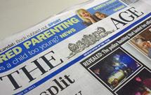 Descente de police au quotidien The Age de Melbourne