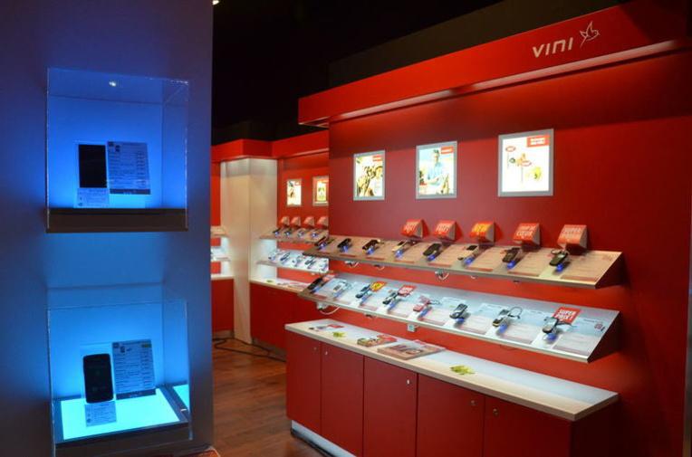La société Vini Distribution gère les douze boutiques Vini et Tahiti Phone en Polynésie.