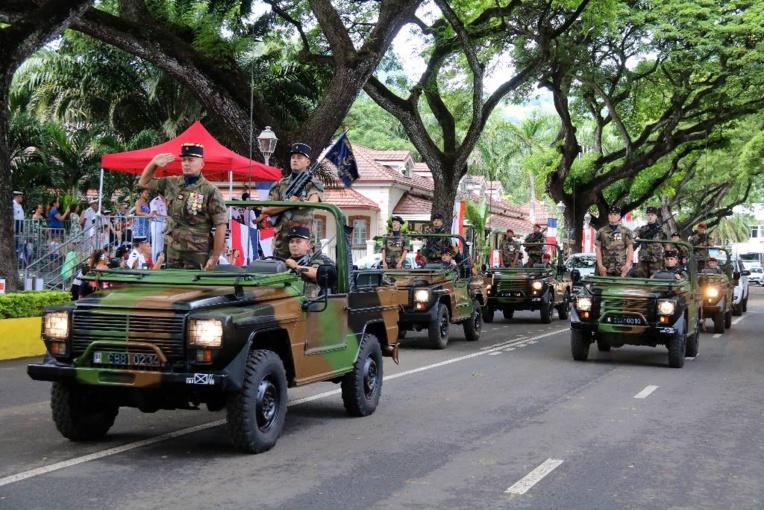 Un défilé de 500 agents pour le 14 juillet