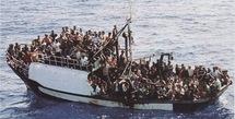 Naufrage d'un bateau chargé d'immigrants au large de l'Indonésie