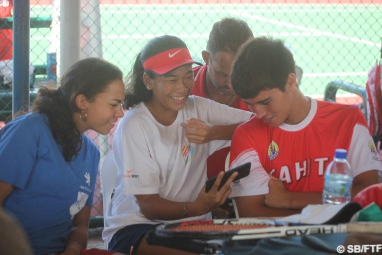 Une belle expérience pour nos jeunes athlètes