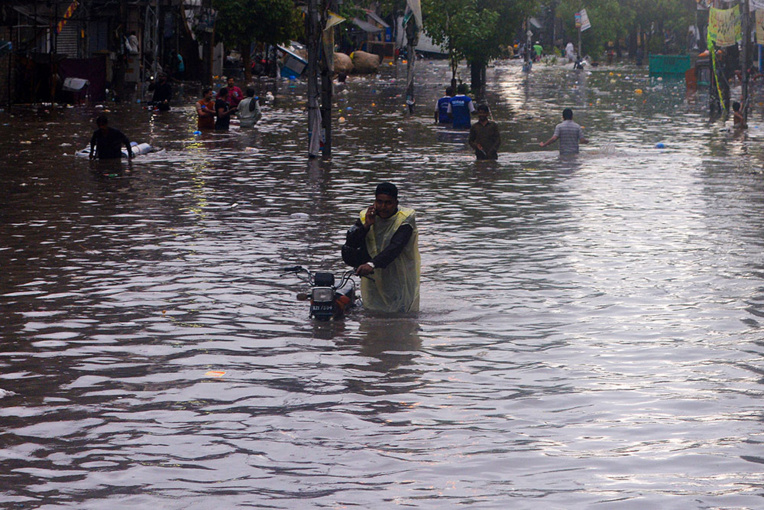 La mousson fait 200 morts en Asie du Sud