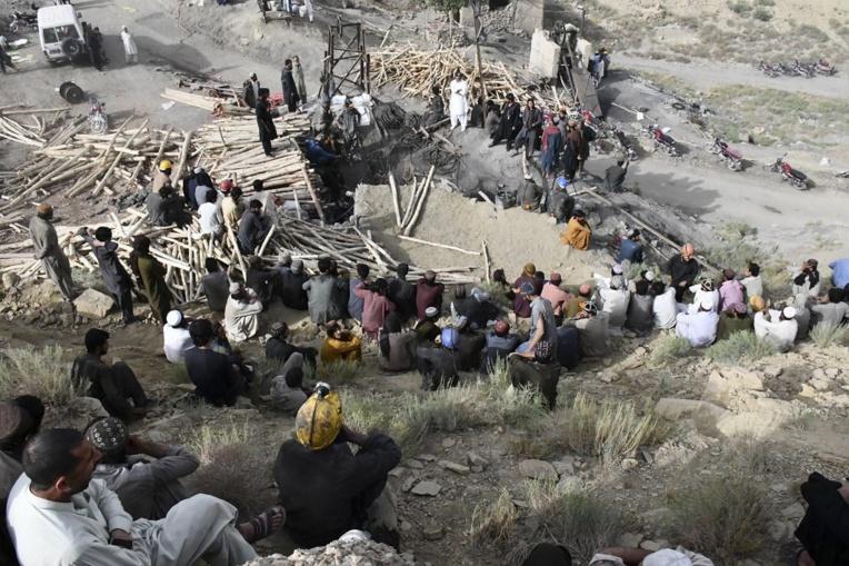 Accident dans une mine au Pakistan: neuf morts, un survivant