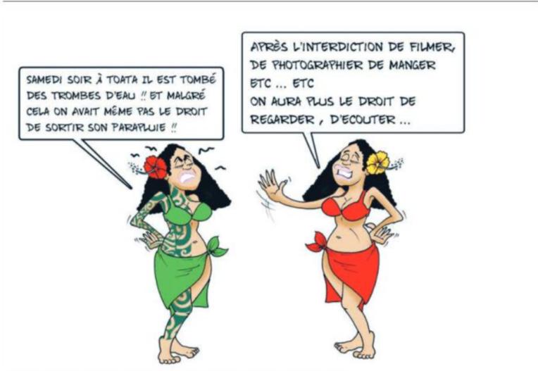 """""""Interdire d'interdire"""" par MUNOZ"""