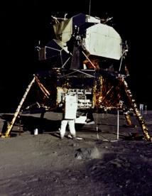 50 ans de l'homme sur la Lune : des séances spéciales au planétarium