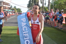 Tahiti en or sur l'aquathlon