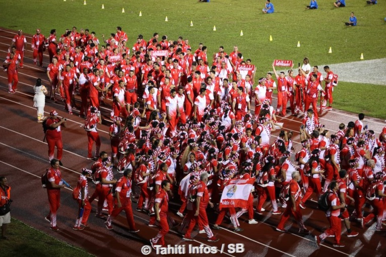 Tahiti ne sera pas sur le podium