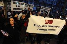 """Prothèses PIP: le gouvernement recommande le retrait """"à titre préventif"""""""