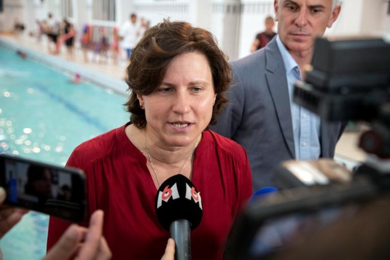 Maracineanu, ministre et maître-nageuse, face au problème des noyades