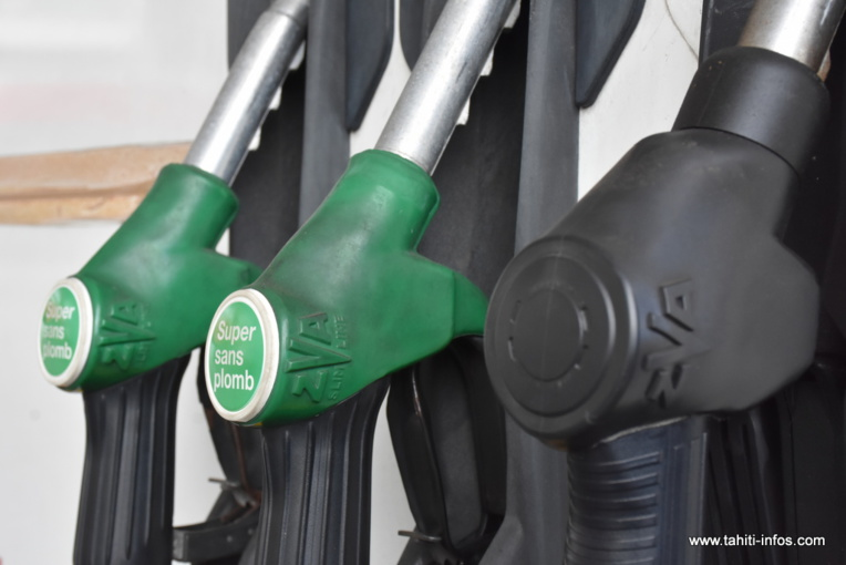 Le litre d'essence va grimper à 145 Fcfp