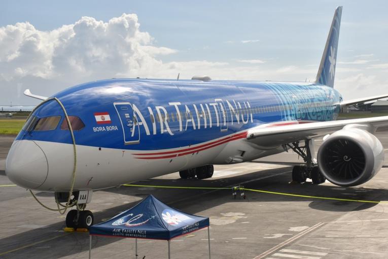 Le Bora Bora a été présenté en juin dernier au salon du Bourget à Paris sur le stand de Boeing.
