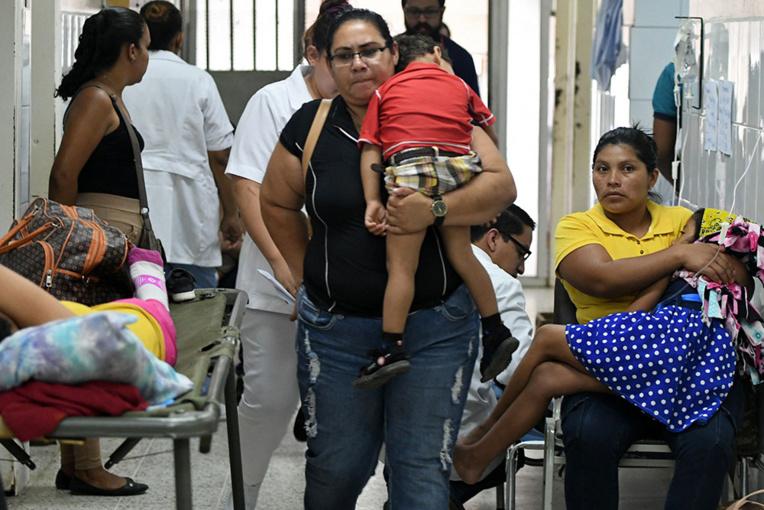 Honduras : les hôpitaux débordés par l'épidémie de dengue