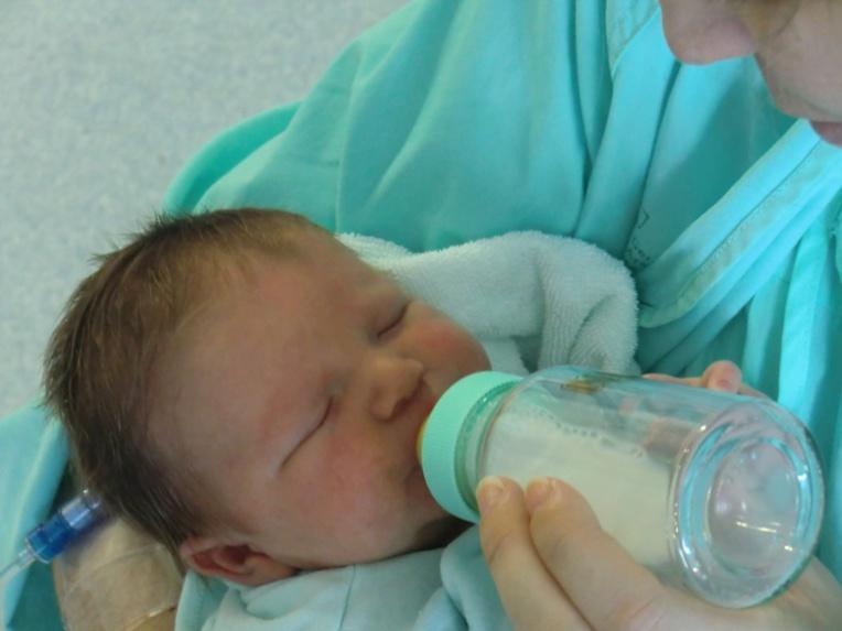 Les laits hypoallergéniques pour bébés ne diminuent pas le risque d'allergie