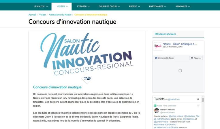 Le concours d'innovation nautique ouvert à la Polynésie