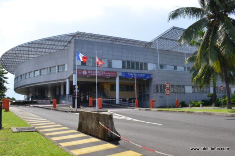 Un bébé hospitalisé pour une méningite à Tahiti