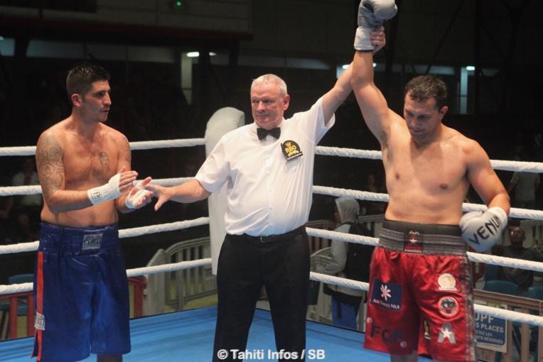 Belle victoire pour Cédric Bellais