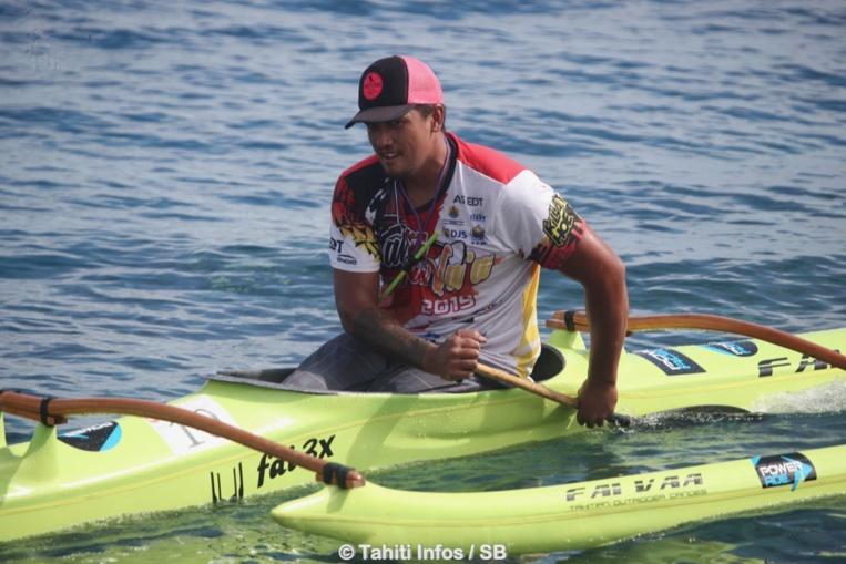 Belle deuxième place pour Samuel Atapo