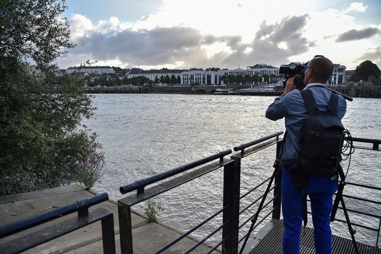 """Un corps retrouvé dans la Loire, """"très probablement"""" celui de Steve, disparu à Nantes"""