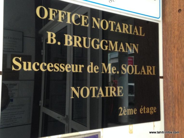 Les dessous de la succession Bruggmann