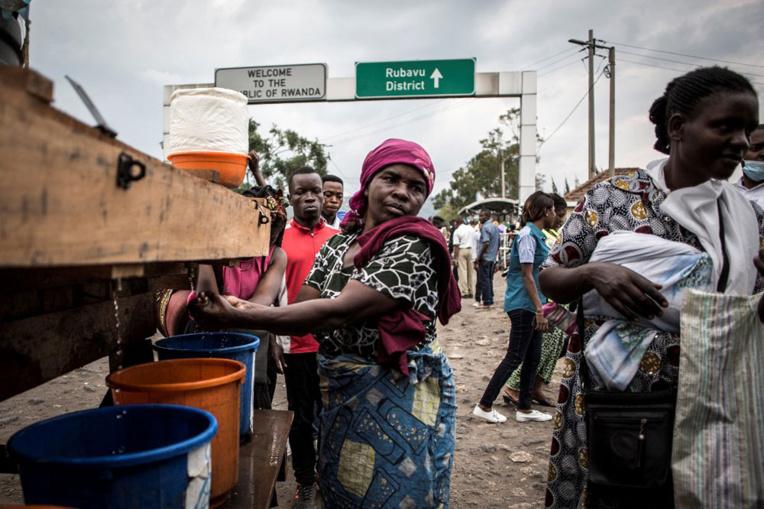 Ebola en RD Congo : décès du deuxième cas détecté la veille à Goma