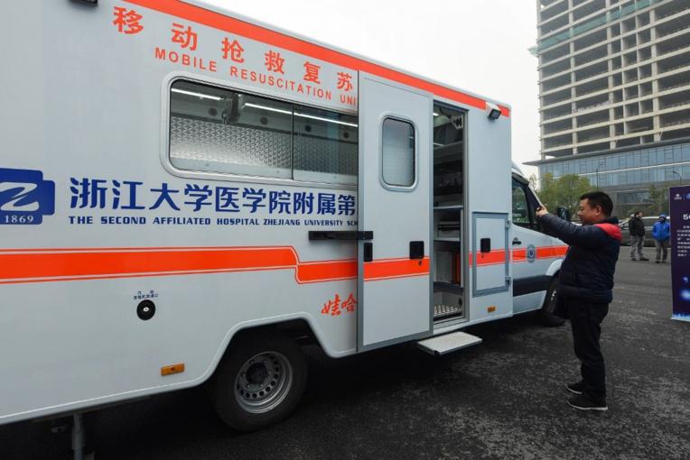 Chine: un garçon de 3 ans survit à une chute de cinq étages