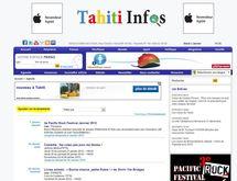 Sur Tahiti Infos, vous pouvez annoncer gratuitement vos évènements dans l'agenda
