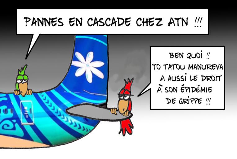 """""""Le coût de la panne"""", par Munoz"""