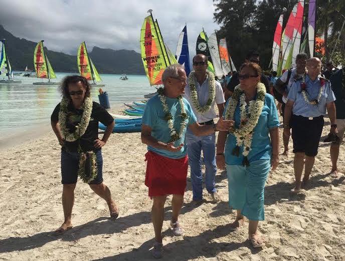 La Saga s'achève à Bora Bora