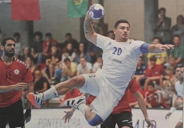 Jonathan Mapu champion du monde de handball U21