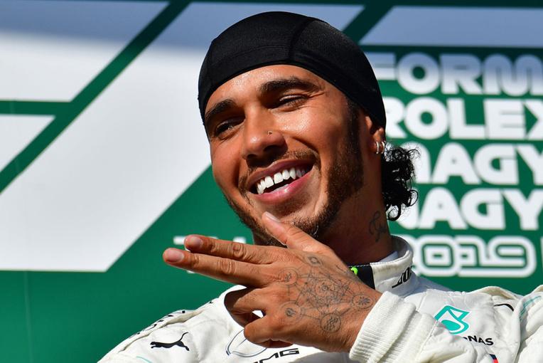 F1: Hamilton gagne en Hongrie sur un coup stratégique