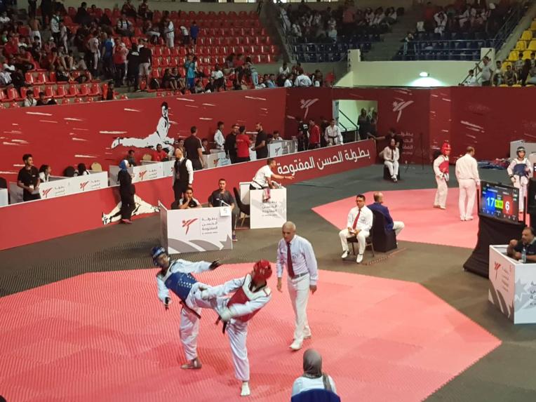 Des résultats positifs avant les championnats du monde cadet en Ouzbekistan