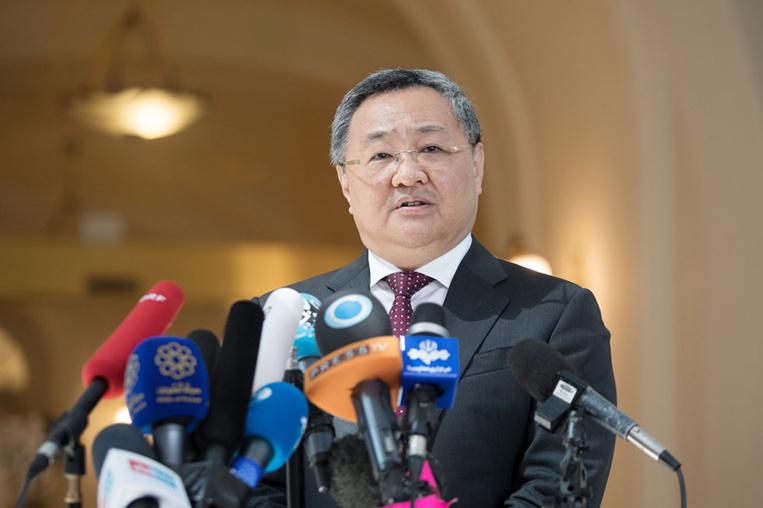 Missiles: coup de semonce de la Chine vers les Etats-Unis et ses voisins