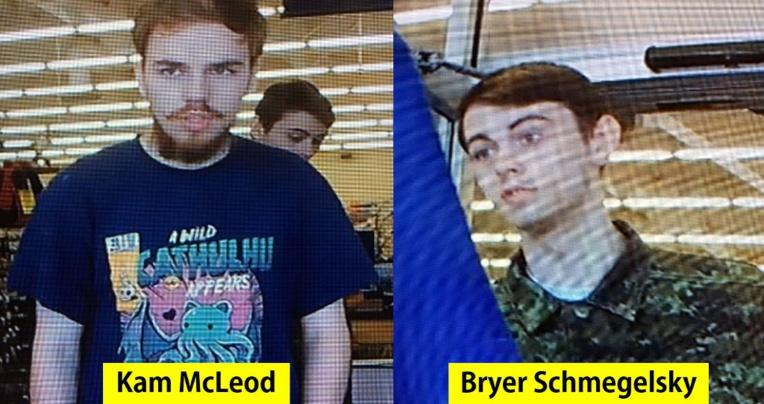Traque de deux jeunes Canadiens: la police a trouvé de nouveaux indices