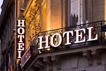 hotel nuitées