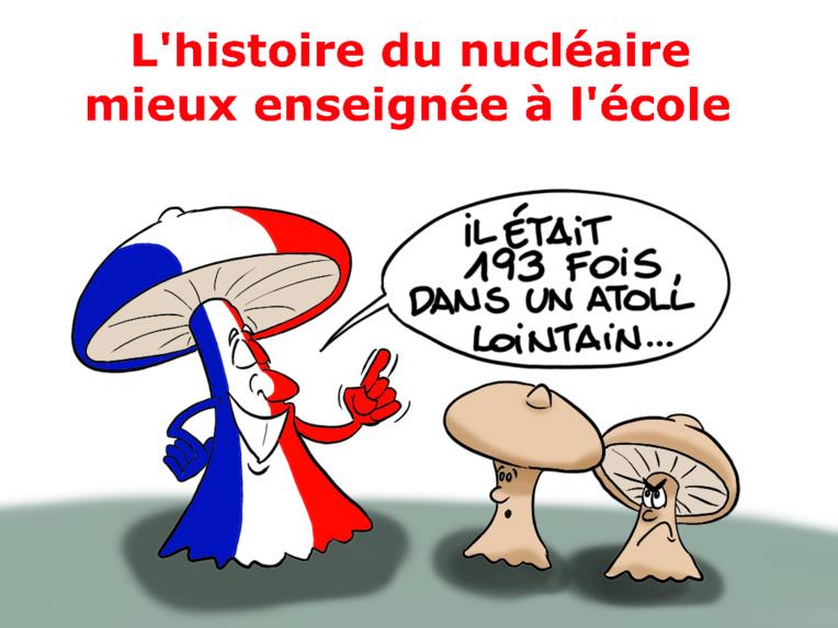 """""""L'Histoire"""", par Munoz"""