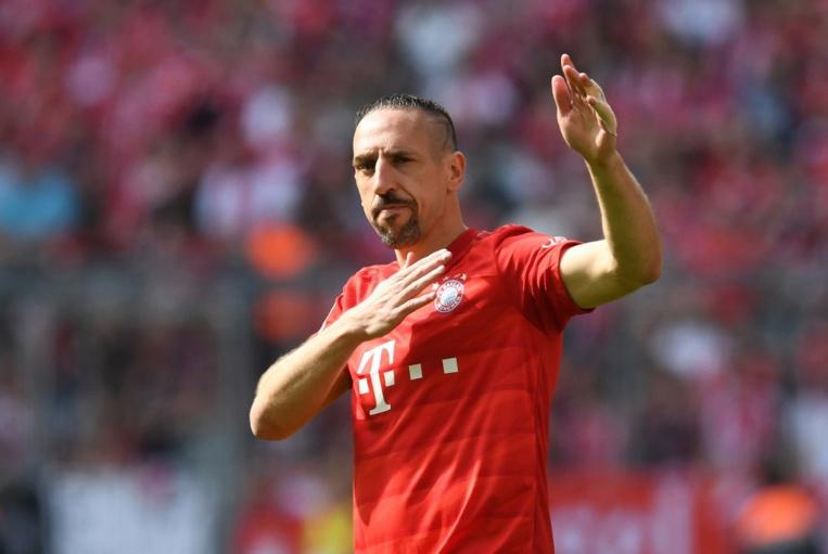 Italie: Ribéry prolonge le plaisir à la Fiorentina