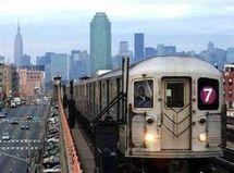 USA: Elle accouche dans un train, en plein coeur de New York