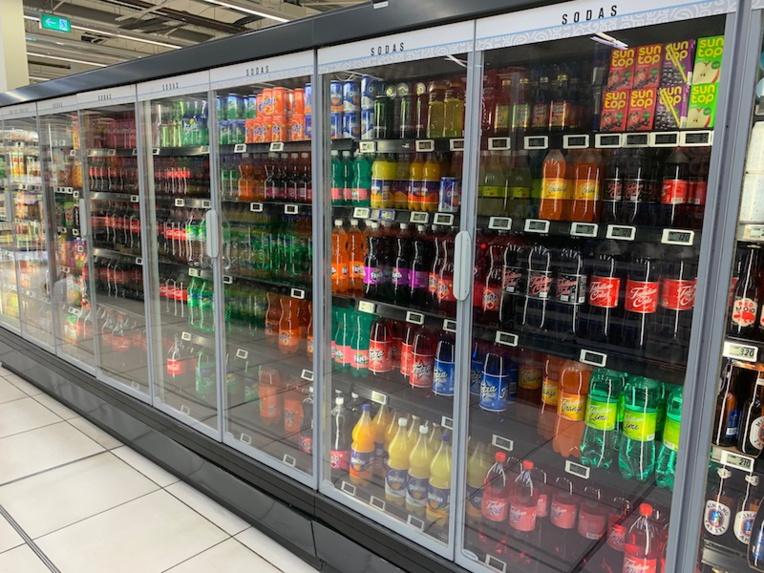 L'APC sanctionne le groupe Wane pour ses boissons réfrigérées