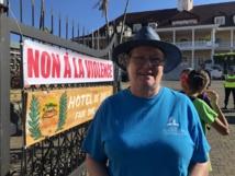 """Une marche à Papeete pour dire """"non à la violence"""""""