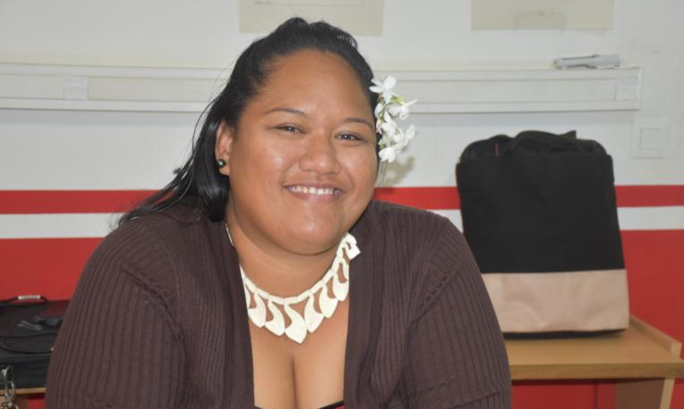 Ietonia Jordan a repris les études après 10 ans de vie professionnelle.