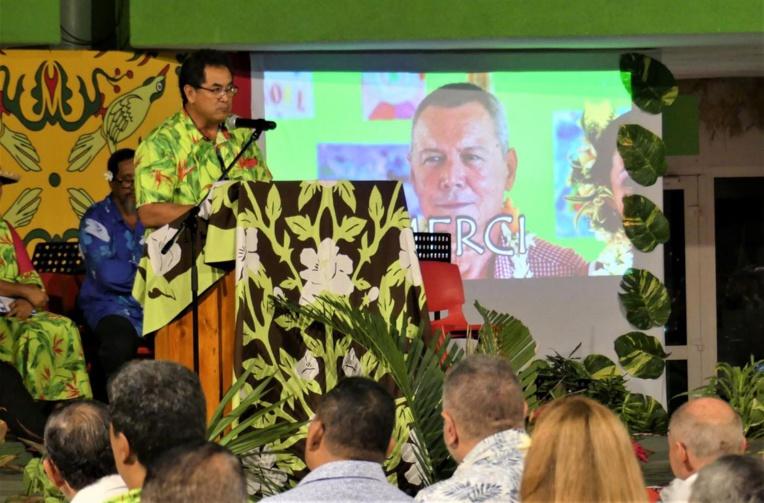 Punaauia rend hommage à tavana Rony