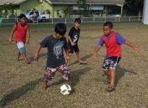 La playdagogie, c'est le sport et le jeu d'abord, la discussion ensuite !