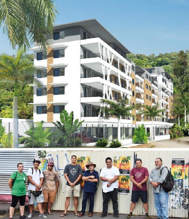 Remous autour du projet Résidence Hana à Sainte-Amélie