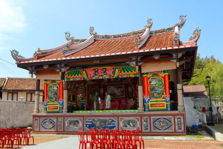 Malacca, porte et verrou entre océan Indien et Pacifique
