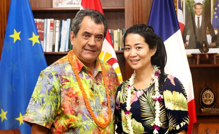 Laetitia Chang, première polynésienne inspectrice du travail